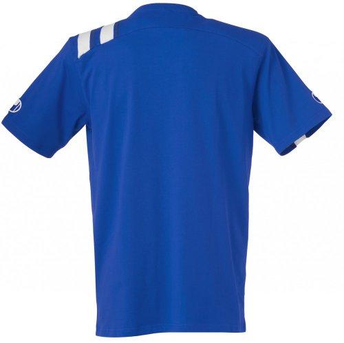 Uhlsport Progressiv - Maglietta Multicolore - Royal/bianco