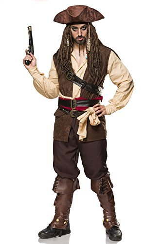 - Captain Jack Sparrow Kostüm