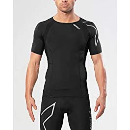 2XU – Core, Compression Short Sleeve Top Uomo