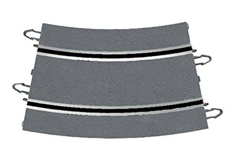 Scalextric - Curva Exterior (2 Unidades) (B02026X200)