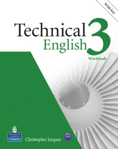 Technical english. Workbook-Key. Per le Scuole superiori. Con CD-ROM: Technical English Level 3 Workbook with Key/Audio CD Pack