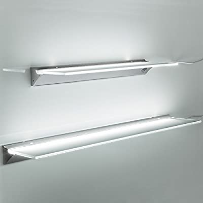 "SO-TECH® Illuminated LED Shelf ""SARA"" produced by SOTECH - quick delivery from UK."