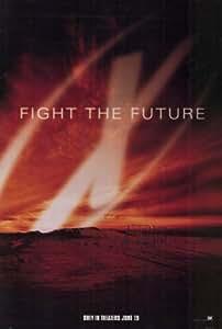 The X Files Affiche du film Poster Movie Les fichier X (11 x 17 In - 28cm x 44cm) Style F