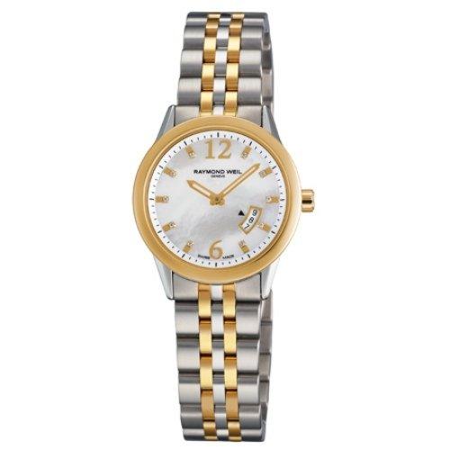 Raymond Weil 5670-STP05985 - Reloj para mujeres, correa de acero