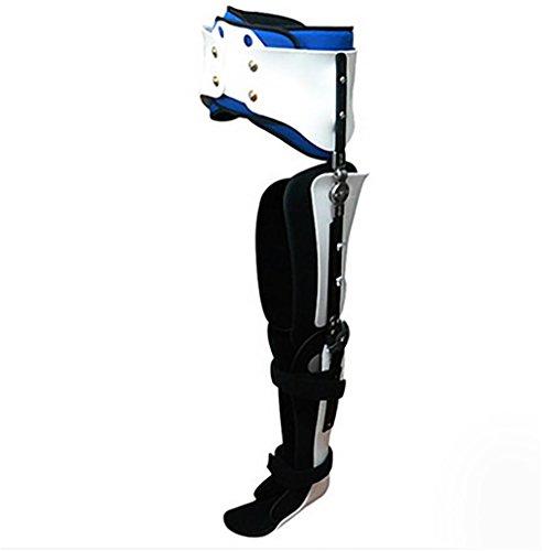 G&M Günstige Knie-Knöchel-Fuß-Orthese unteren Extremitäten Orthetik Produkt Orthotic Orthese Fracture Unterstützung Rehabilitation , A