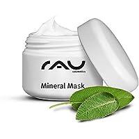 RAU Mineral Mask 5ml–Maschera Viso minerale per le pelli impure e acneiche. A base di (Burro Di Karitè Macchie)