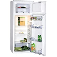 Telefunken TFGN2601A+ Freestanding 227L A+ White fridge-freezer - fridge-freezers (Freestanding, White, Right, Glass, 227 L, 230 L)