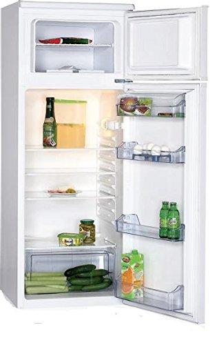 Telefunken TFGN2601A+ Freestanding 227L A+ White fridge-freezer - fridge-freezers (Freestanding, White, Right, Glass, 227 L, 230 L)