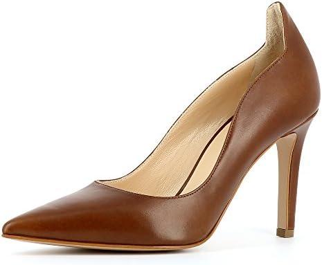 Evita Shoes Natalia, Zapatos de Tacón con Punta Cerrada para Mujer