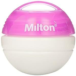 MILTON Mini stérilisateur de sucettes portable 3 couleurs au choix