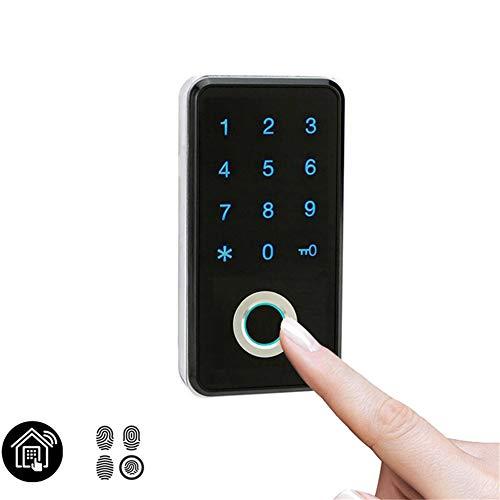 k-Passwortsperre Elektronisches Passwort Schranksperre Schließfachsperre Schubladenschuhschrank Aktenschrank Büroschrank Smart Lock ()
