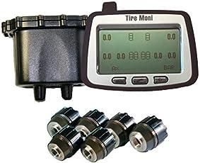 TireMoni TM-260R Reifendruck-Kontrollsystem