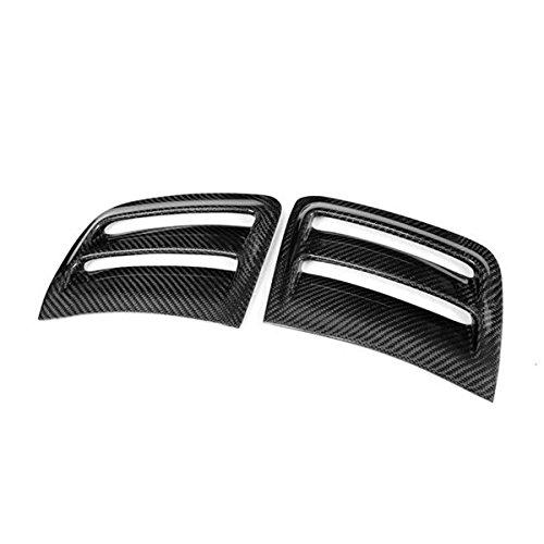 Viviance Pkw-Bumper Carbon Fiber Air Vent Duct Cover Für Benz W204 C63 Amg 08-11 - Duct Carbon