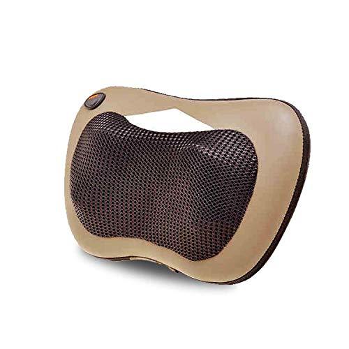 Freedom Shiatsu Massagekissenheizung, 3D-Knetmassage/ÜBerhitzungsschutz/WäRmetherapie/DoppelhaushäLfte