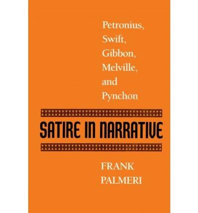 Read Pdf By Frank Palmeri Author Satire In Narrative