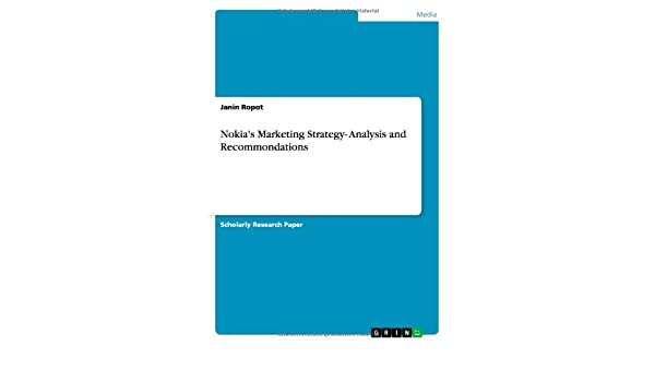 segmentation targeting positioning of nokia