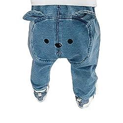 IEUUMLER Demin Jeans para...