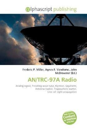 AN/TRC-97A Radio