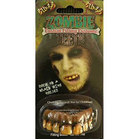 Billy Bob falsos dientes de Halloween–Zombie 2