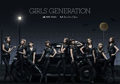 Mr.Taxi/Run Devil Run (Devil Run Generation Girls Run)