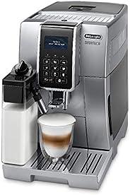 De'Longhi Dinamica Fully Automatic Coffee Machine, ECAM 350.75.S, Silver -UAE Ver
