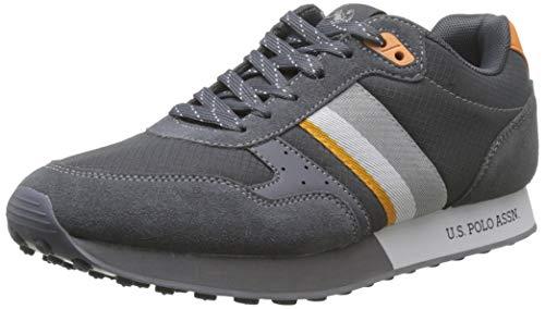 U.S. POLO ASSN. JULIUS1, Sneaker Uomo, (Grigio (Grey 013), 43 EU