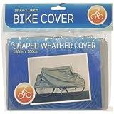 Bike Cycle Bicycle Rain Cover Waterproof Lightweight