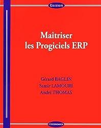 Maîtriser les progiciels ERP