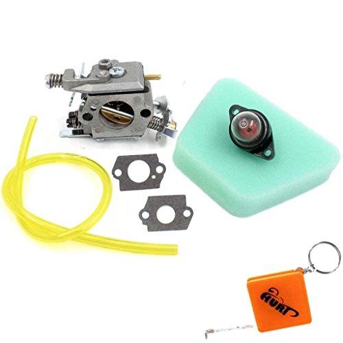 huri carburatore con filtro aria e benzina Pump per Partner 350351370371390391motosega sostituisce partner 5300718–21/WALBRO WT 622