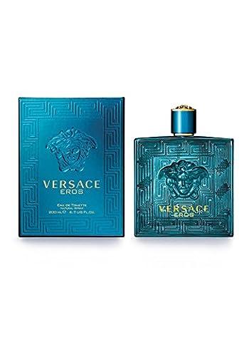 Eros FOR MEN by Versace - 200 ml EDT Spray