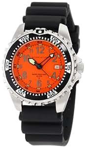 Momentum Herren-Armbanduhr XL M1 Analog Quarz Kautschuk 1M-DV00O1B-AC