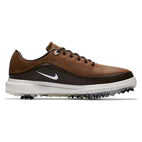 NIKE Air Zoom Precision, Chaussures de Golf Homme, Marron (Marrón 200), 42.5 EU