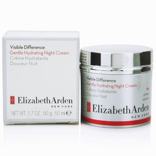 ELIZABETH ARDEN - VISIBLE DIFFERENCE gentle hydrating night cream 50 ml-mujer