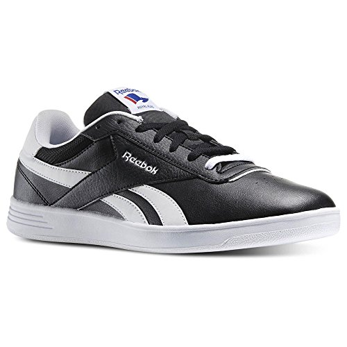 Reebok Royal Slam, Baskets Basses Homme Schwarz