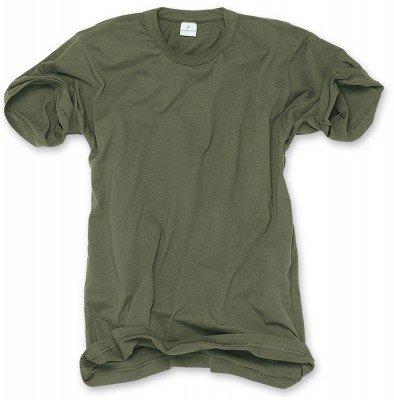 Classic Army Style T-Shirt Kurzarm Shirt 6 Farben wählbar S - 3XL XL,Oliv