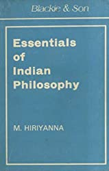 Essentials of Indian Philosophy