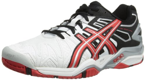 ASICS Gel-Resolution 5 Scarpe da Tennis Uomo, Nero 46.5 EU