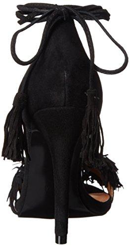 Steve Madden Sassey Dress Sandal Black