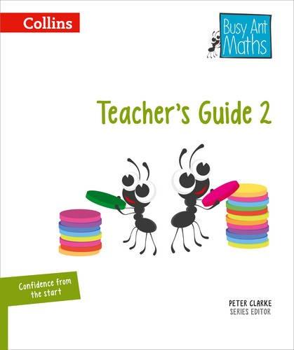 Busy Ant Maths European edition – Year 2 Teacher Guide Euro pack