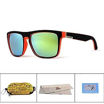 eed15aed0f ... SBE Kdeam Square Polarized Sunglasses Men Classic Design All-Fit Mirror  Sunglasses