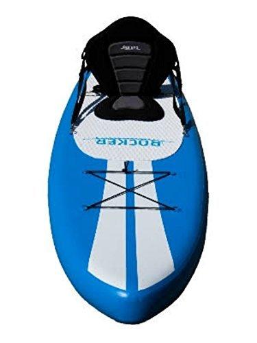 IROCKER aufblasbar Paddle Board Kajak Sitz
