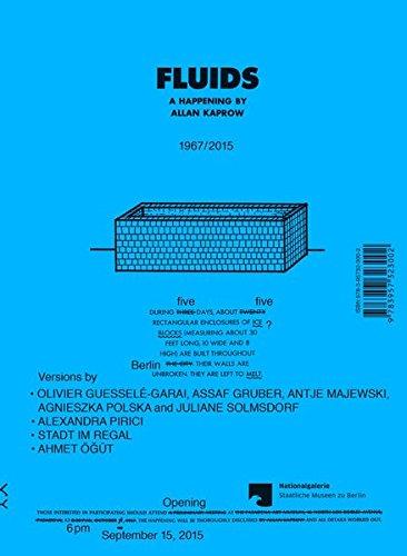 Fluids: A Happening ba Allan Kaprow
