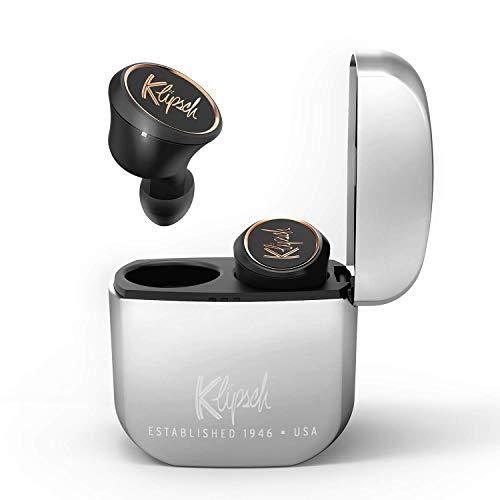 KLIPSCH Auriculares T5 True Wireless Black