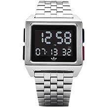 c28d69009b58 Adidas by Nixon Reloj Hombre de Digital con Correa en Acero Inoxidable  Z01-2924-