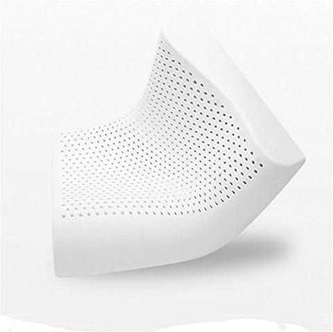 Plan de courbe Latex naturel Les oreillers améliorent efficacement la colonne vertébrale cervicale et vous donnent une bonne qualité de sommeil , small