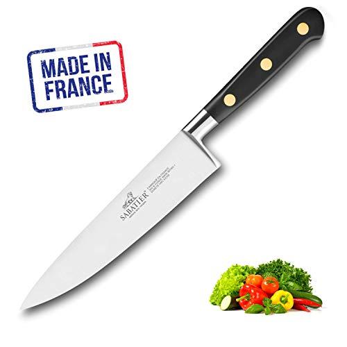 Lion Sabatier 711280 Idéal Couteau de Cuisine Forgé 15 cm
