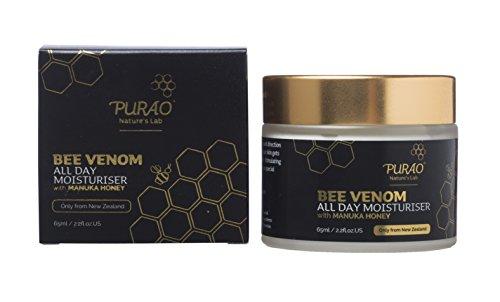 Bienengift Manuka Creme Natürliche Tagesfeuchtigkeitscreme mit Aktivem Manuka Honig