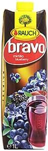 Rauch - Bravo, Succo al Mirtillo -  1000 ml