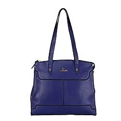 Lavie Corundum Womens Handbag (Blue)
