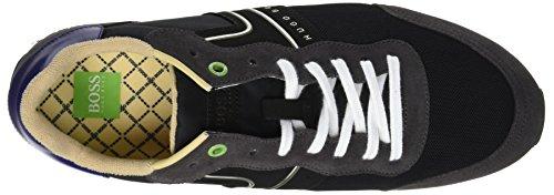 BOSS Green Herren Parkour_Runn_nymx 10191435 01 Sneaker Grau (Dark Grey)